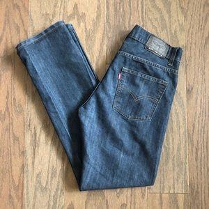 Levi's 511 Slim Boys Dark Wash Jeans